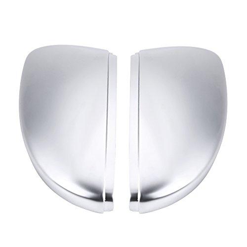 1 paire de coques de rétroviseurs Keenso pour Passat B7/CC/Jetta/Scirocco/Beetle.