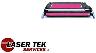 Laser Tek Services® Magenta Compatible Toner Cartridge for the Canon 111 CRG-111M 1658B001AA (CRG111) MF9150C MF9170C
