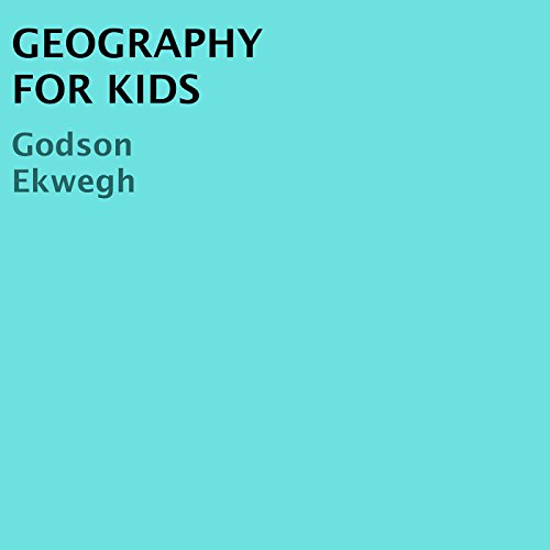 Geography for Kids cover art