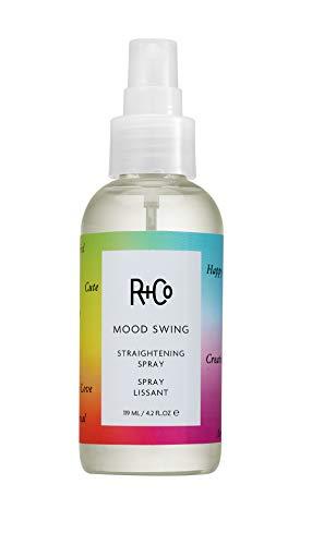 R+Co Mood Swing Straightening Spray, 4.2 Fl Oz