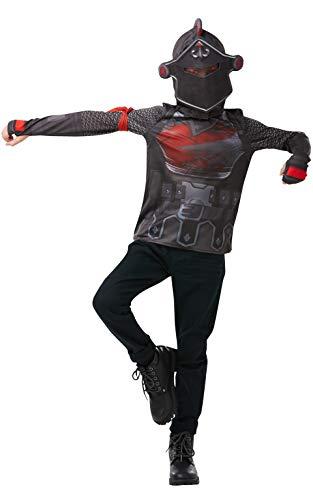 Rubie\'s Offizielles Fortnite Black Knight Kostümset
