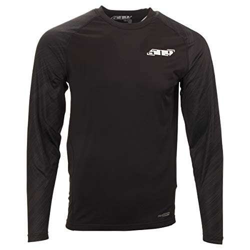 509 FZN Base Layer LVL 1 Shirt (Black - Large)