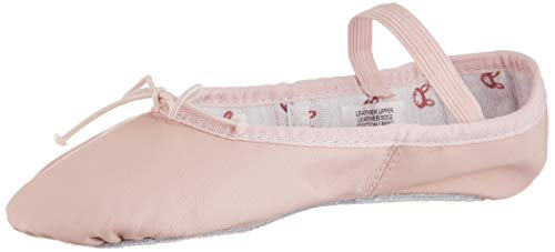 bloch toddler shoes for girls Bloch Dance Bunnyhop Ballet Slipper (Toddler/Little Kid) Little Kid (4-8 Years), Pink - 9 C US Little Kid