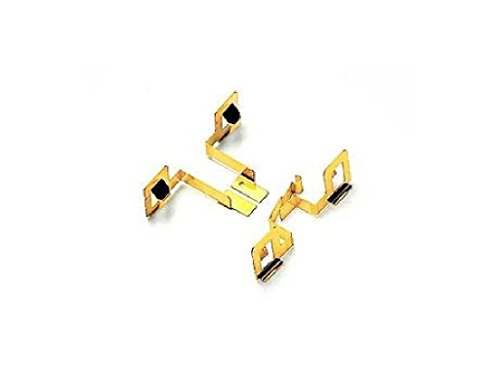 15360 - Tamiya Mini 4wd - Gold Plated Terminal Set - MS Chassis