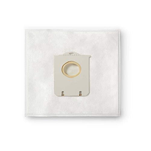 Nedis Sac d'Aspirateur - Philips / Electrolux - 3 Filtres - 12 pièces - Synthétique - Blanc