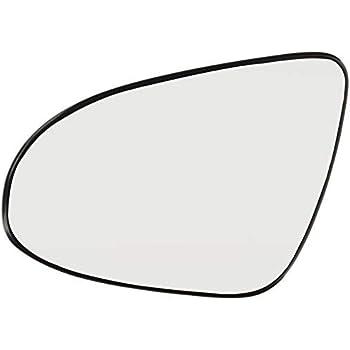 TarosTrade 57-0280-L-47847 Vetro Specchietto Retrovisore Lato Sinistro