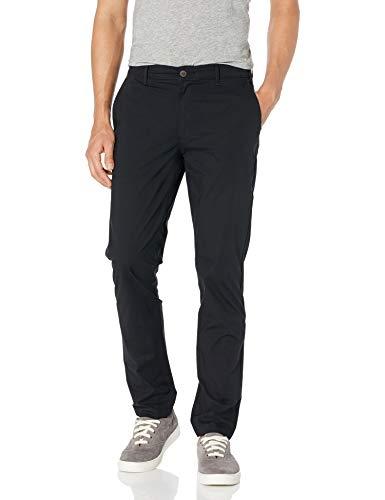 Amazon Essentials Skinny fit Lightweight Stretch Pant Black 38W x 30L