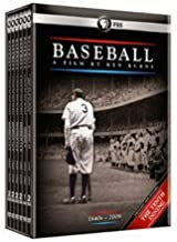 Ken Burns: Baseball 2010 DVD Box Set