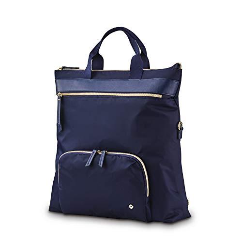 Samsonite Women's Mobile Solution Business Travel (Navy Blue, Convertible Backpack)