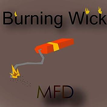 Burning Wick