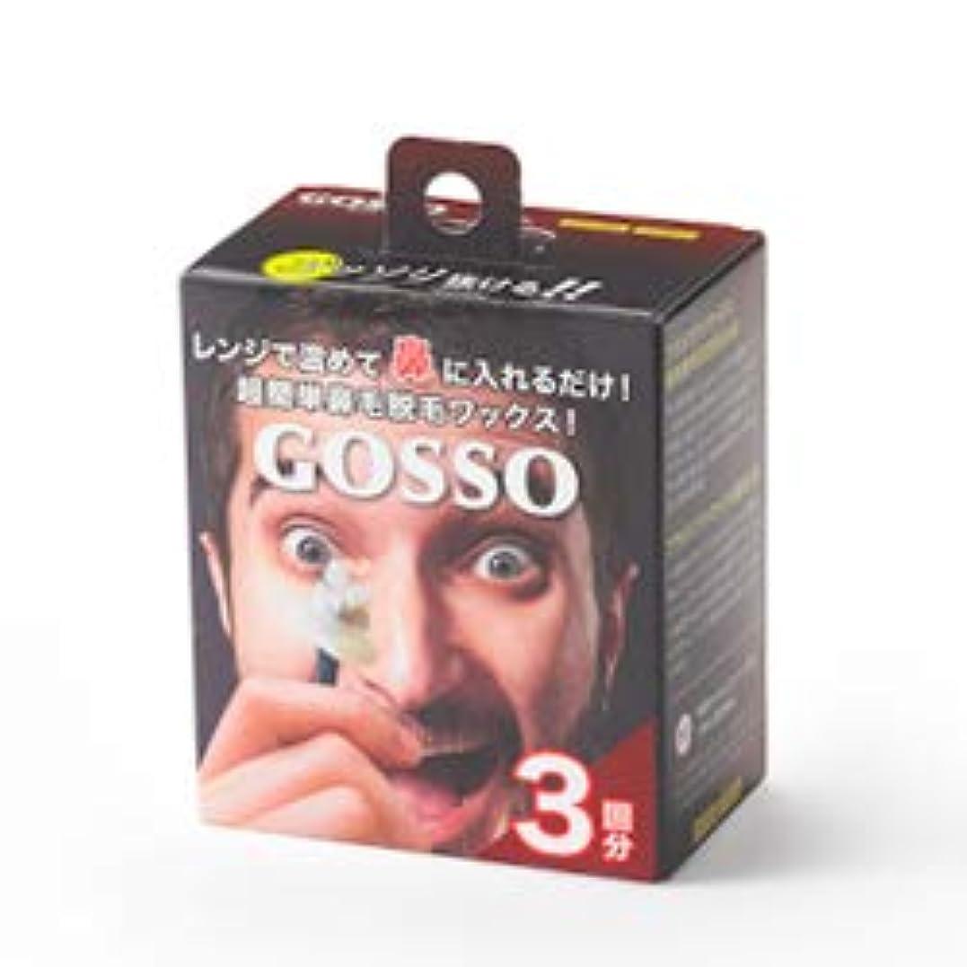 有能なきれいに組み立てるGOSSO-ゴッソ- 3回分