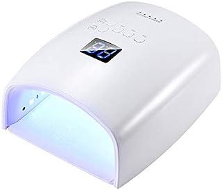 Secador Del Clavo 60w Batería Incorporada Inalámbrica Uv Lámpara Gel Secador De Esmalte De Uñas Luz De Curado De Uñas Lámpara De Uñas Led Inalámbrico