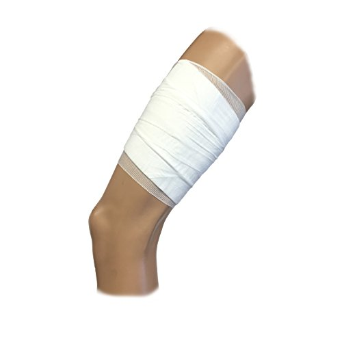 25x Extra Large qualicare Premium FIRSTAID steril Medical Saugkissen Bandage Wundauflagen