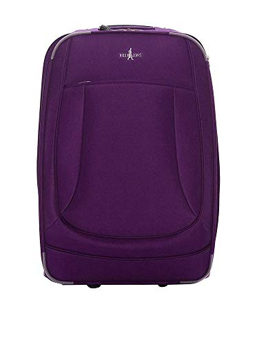 JOHN TRAVEL Trolley semirrígido Bruselas Morado 71 cm