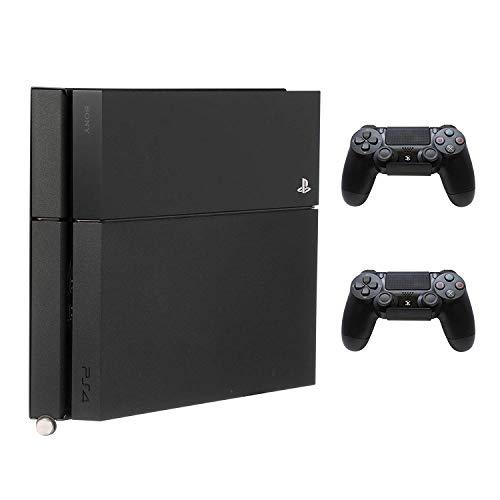 HumanCentric PS4-Halterung + 2 Controller-Halterungen PS4 Original schwarz