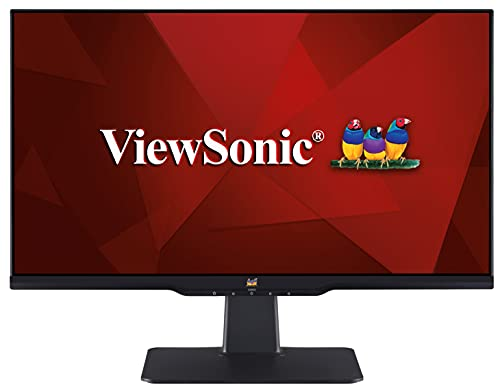 Viewsonic VA2201-H 54,6 cm (22 Zoll) Monitor (Full-HD, VGA, Eye-Care, Eco-Mode) Schwarz