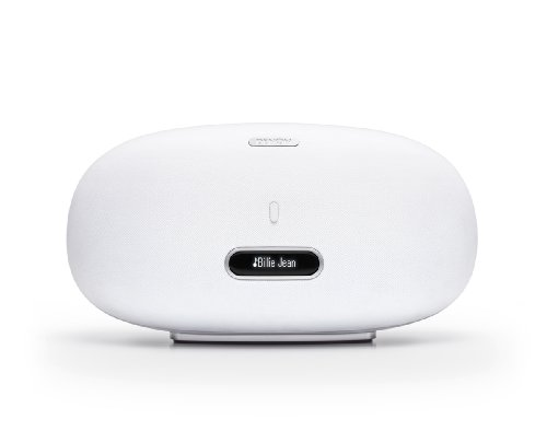 Denon Cocoon DSD500 Wireless-Soundsystem (iPod-Dock, Airplay, Netzwerk-Player, Internetradio, WLAN, App-Steuerung) weiß