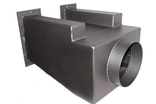 Catalitica - Filtro retro Gk i para caldera de hierro fundido tipo Gk 20/21 - Filtro de polvo fino
