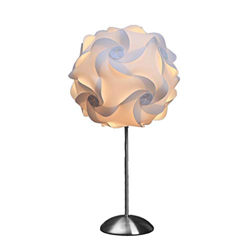 YI0877CHANG Lamparilla de Noche Lámpara de Mesa Creativa Europea Dormitorio Lámpara de cabecera Lámpara de Dormitorio Sala de Estudio Ojo Lámpara de Mesa pequeña Lámpara Mesilla