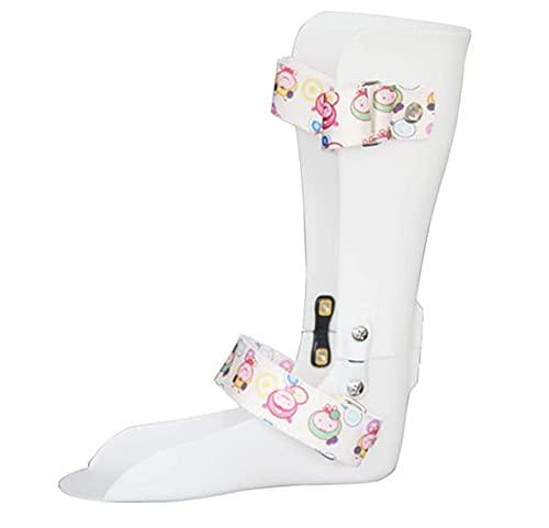 Kids AFO Drop Foot Férula para niños pequeños, Ortesis de soporte para pies, Soporte para tobillo Soporte para pie, Soporte para pie, Soporte para tobillo y pie, Soporte para férula nocturna p