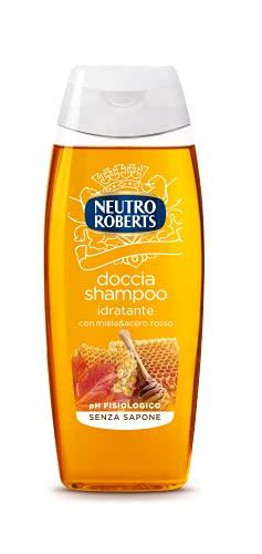 Neutro Roberts Doccia Shampoo Idratante - 6 Confezioni da 250 ml - Totale: 1500 ml
