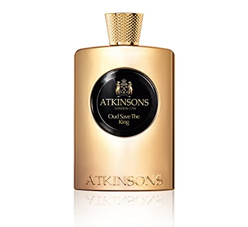 ATKINSONS His Majesty the Oud homme/man, Eau de Parfum Spray, 1er Pack (1 x 100 ml)