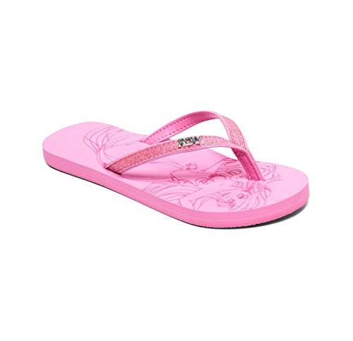 Roxy Kids' Little Mermaid Rg Napili Flip Flop Sandal