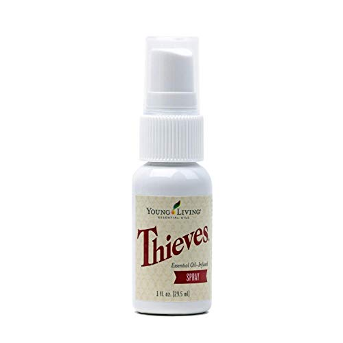 Thieves Spray by Young Living, 3 Pack, 1 Fluid Ounce Each