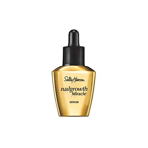 Sally Hansen - Trattamento Nail Growth Miracle per Unghie e Cuticole - Siero Arricchito con Biotina - 13,3 ml