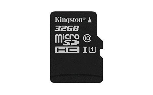 Kingston 32GB mSD Class 10 UHS-I, SDC10G2_32GBSP