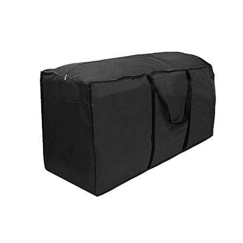 BASA Gartenmöbelbezug,Weihnachtsbaum kleine Schmuckverpackungstasche, einfache wasserdichte und staubdichte Möbel (schwarz)