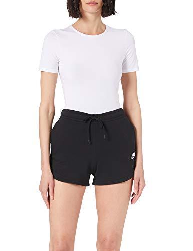 Nike Nsessntl FLC HR Ft Shorts Black/White XXL