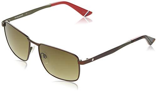 Le Coq Sportif Sunglasses Herren Le Coq Sportif Sonnenbrille, Braun, 55/15-140