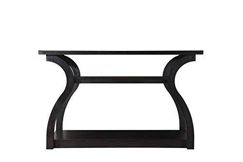 OTTMAR Furniture Konsolentisch, schmal, Schwarz