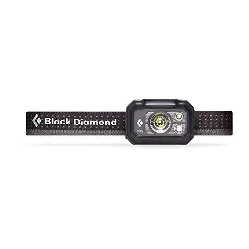 Black Diamond BD6206400004ALL1 Storm 375 Waterproof All Purpose Headlamp, Black