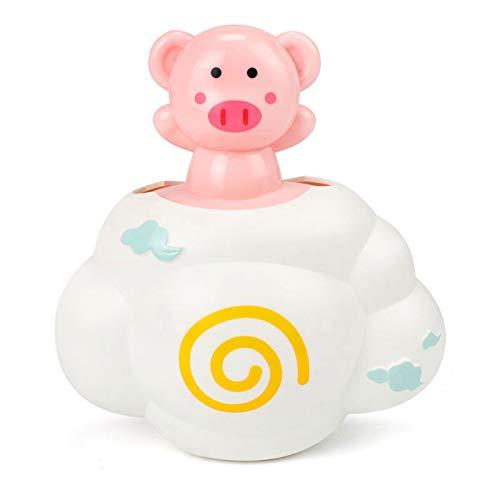 LYY Interesante Juguetes de baño para niños pequeños, Lluvia, Nubes, bebé, bebé, bebé, baño, espinua, Flores, Flores, 0-3 años de Edad Juguetes Divertidos Juguetes de baño adecuados para niños.