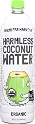 Harmless Harvest Raw Organic Coconut Water, 32 oz
