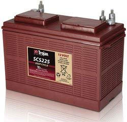 Replacement For Trojan Scs225 By Technical Precision