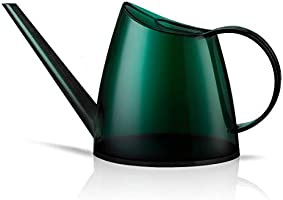 WhaleLife Indoor Watering Can for House Bonsai Plants Garden Flower Long Spout 40oz 1.4L 1/3 Gallon Small Modern...