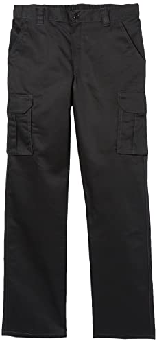 Velilla 103001/C0/T42 Pantalón Multibolsillos, Negro, 42