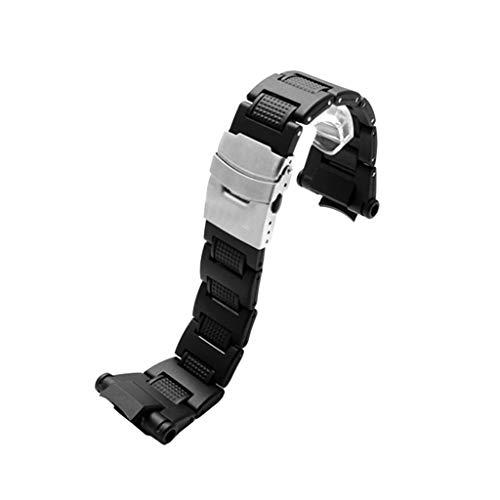 BASSK Ersatz-Uhrenarmband aus Edelstahl für Casio G-Shock GW-A1100 GW-A1000 GW-4000 Zubehör