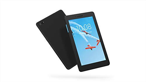 Lenovo Tab E7 7 Inch HD Tablet (Quad-core 1.3, 1 GB Memory, 16 GB Storage, Android Oreo) - Black