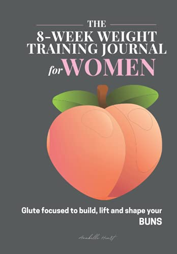 8-Week Glute training guide with glute exercises for women. The Butt workout Program, Butt workout trainer and glute workout guide with exercises for ... with the best butt workouts for women