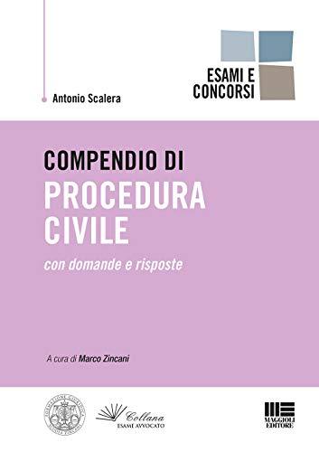 Compendio di procedura civile