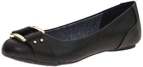Dr. Scholl's Shoes Women's Frankie Ballet Flat Frankie, Black,8 M US
