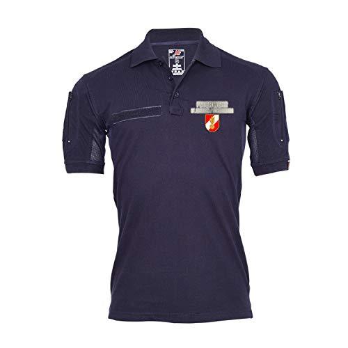 Tactcial Polo Feuerwehr Österreich ST.GEORGEN - Strassburg Austria Polo-Shirt #34595, Größe:M, Farbe:Dunkelblau