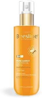 Beesline PURE CARROT SUNTAN OIL SPF 10, 200ML