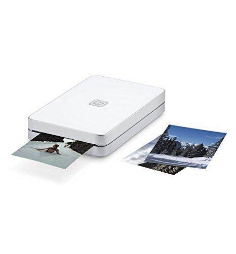 Lifeprint - Impresora Realidad Aumentada, Impresión de Fotos desde tus Redes Sociales, Impresión en Todo el Mundo
