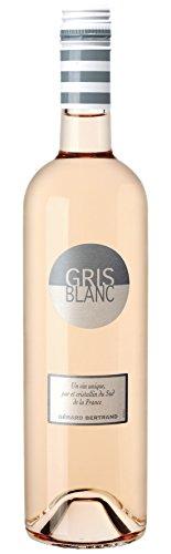 6x 0,75l - 2019er - Gérard Bertrand - Gris Blanc - Pays d\'Oc I.G.P. - Languedoc - Frankreich - Rosé-Wein trocken