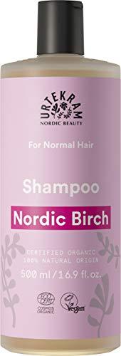 Urtekram Nordische Birke Shampoo Bio, normales Haar, 500 ml